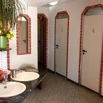 Campsite Bathroom