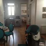 Appartement une chambre avec terrasse
