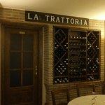 vinos en la Trattoria