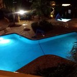 pool after Dark