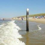 Strand in De Koog