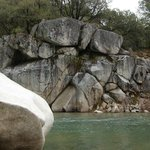 A Yuba River swimming hole