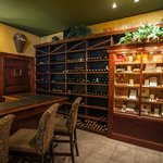 Osteria Avanti Humidor and House Wines