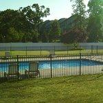 Nice Pool Area!