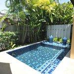 Our Private Pool Villa