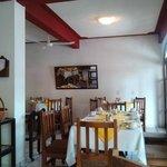 Restaurant íntimo y familiar, muy agradable! Excelente servicio y precios