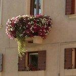un balcone cosi , lo voleva anche Giulietta !
