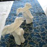 simpatici elefantini