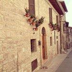 vasi simmetrici ad Assisi
