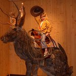 Giant Jackalope Exxon Country Store