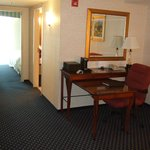 My suite the following day