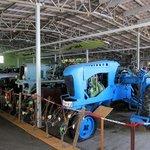 Collection de tracteurs