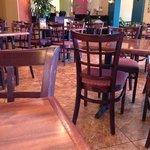 inside main dining
