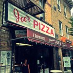 Joe's Pizza Made Vintagy