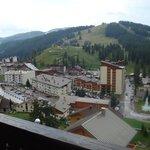 Vista Valberg dallo Chalet