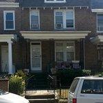 Eugene Allen Residence