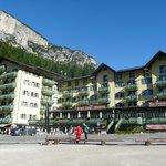 BEL HOTEL MAIS REPAS MEDIOCRES