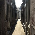Lonely - but not alone - La Recoleta