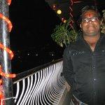 Mr Chirag Jain: cook, owner, friend