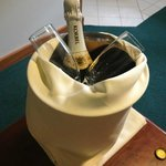 Romance Getaway Package - bottle of champagne included with room