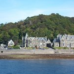 Kilchrenan House from Ferry