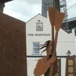 The Boatman and the boatman