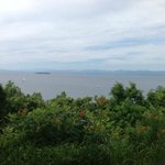 View of Lake Champlain