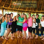 Pilates and Yoga Retreat Nosara Costa Rica with Page and Athena
