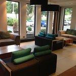 reception area!