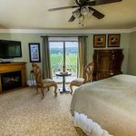 Vouvray Guest Room