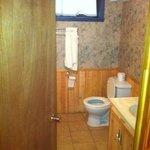basement horror bathroom