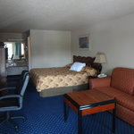 The room - spacious and Clean