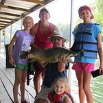 Big fish guided trip