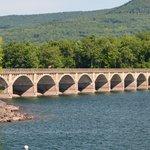 16 ton bridge Ashokan reservoir, N.Y.