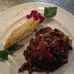 mhh. Steak mit Pfifferlingen & Süßkartoffelstampf