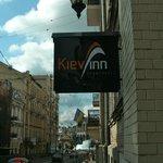 sign for Kiev Inn