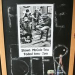 The Shawn McCole Trio