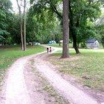 sand hill park path