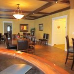 Breakfast room at Summer Creek