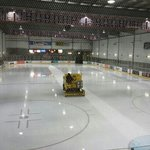Community Rink at WFCU  Centre.