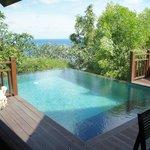 Villa One pool