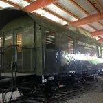 Berlin Duty Train-Guard Car (1945-1990)