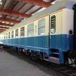Berlin Duty Train-passenger coach (1945-1990)