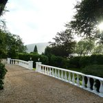 'The Grange' - Peace and tranquility from the terrace