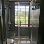 Shower in Balcony Room