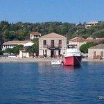 Traverso Bar-Cafe- Restaurant in Kastos Port