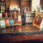 Our Line of San Matias Tequila