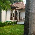Srivijaya Beach Front Pool Villa 304