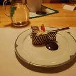 Ottimo dessert ben presentato