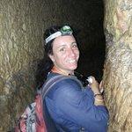 Dans le Tunnel de la Source de Siloé !